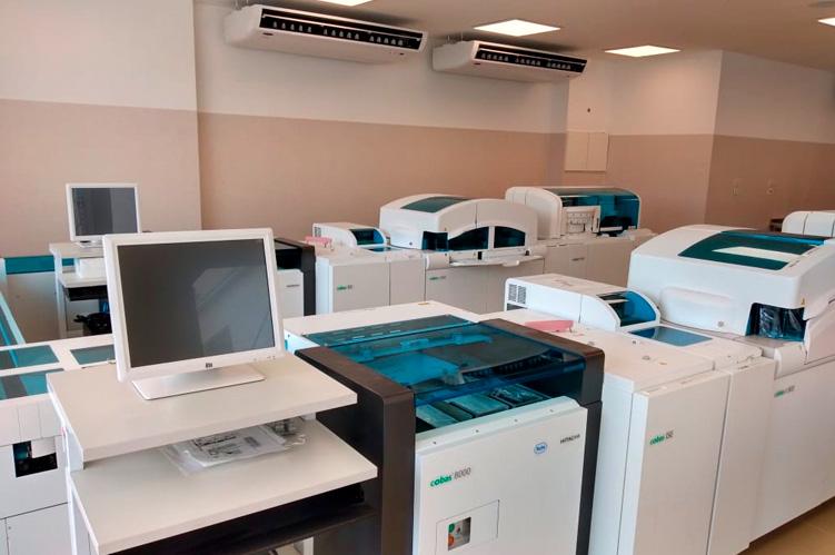 Nuevo Laboratorio y equipamiento de última generación en Sanatorio Parque
