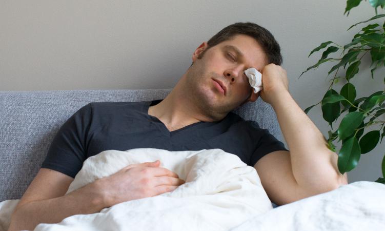 Síntomas de la infección por Coronavirus