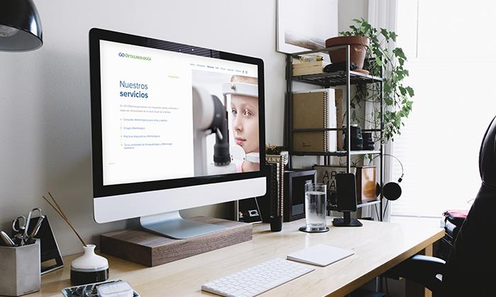Novedades: GO Oftalmología lanzó su nueva web