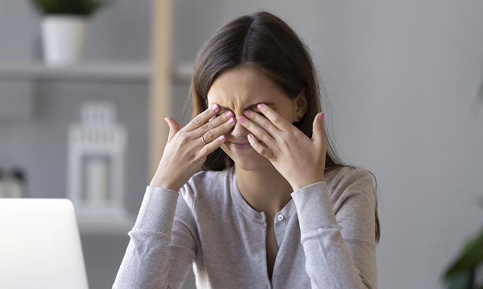 Alergias: ¿Cómo diferenciar la alergia del ojo seco?